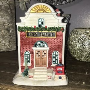 Christmas Village  Post office